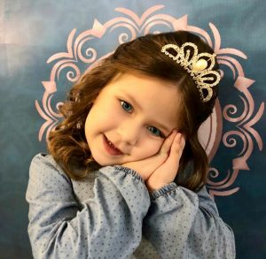 Dia de beleza infantil