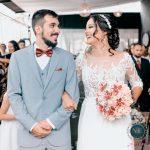 Penteados para casamento no civil simples