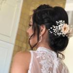 Penteado para casamento no civil